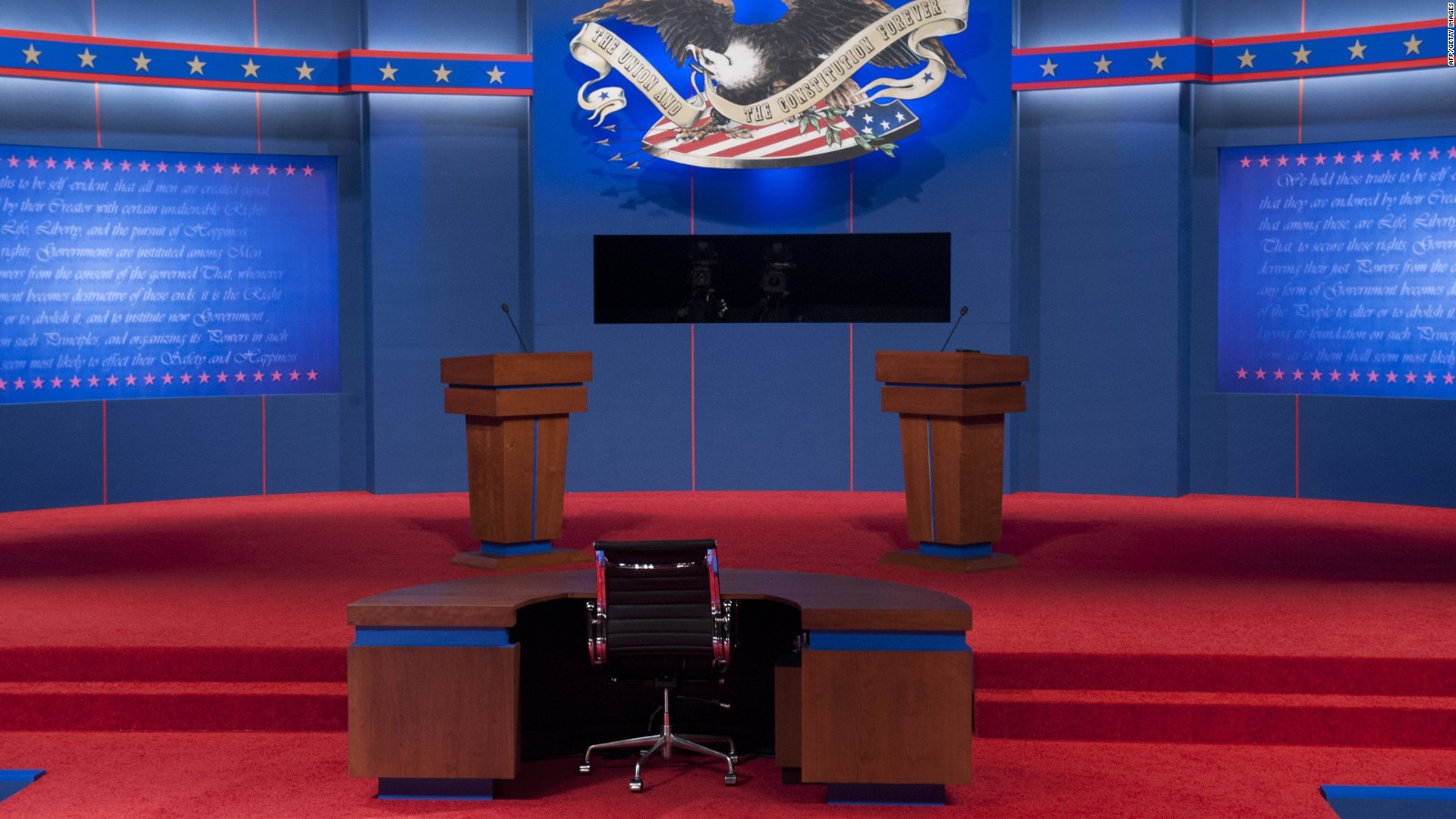 Presidential debate: What to watch for in the last Clinton-Trump face-off - CNNPolitics