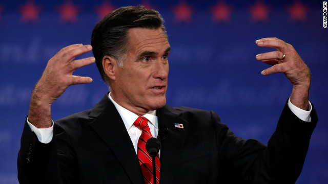 Romney: I'll end 'middle class squeeze'
