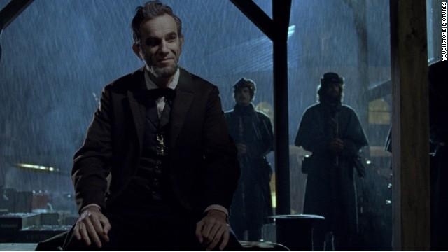 "Daniel Day-Lewis stars in Steven Spielberg's ""Lincoln."""