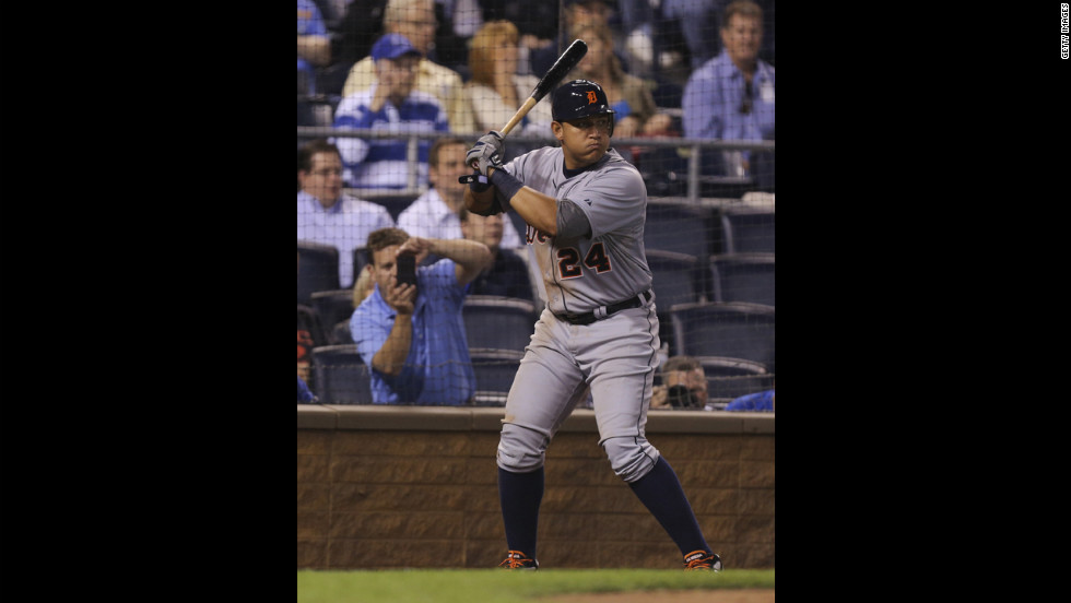 "<strong>October 2012:</strong> When Venezuelan Miguel Cabrera became <a href=""http://news.blogs.cnn.com/2012/10/03/can-cabrera-sew-up-a-triple-crown/"">baseball's first triple crown winner in 45 years</a>, some reported that he was the first Latino to lead the league in batting average, home runs and runs batted in. But <a href=""http://inamerica.blogs.cnn.com/2012/10/04/ted-williams-paved-the-way-for-miguel-cabreras-triple-crown-history/"">CNN uncovered that Mexican-American baseball player Ted Williams paved</a> the way for Cabrera. <br /><br />""We're proud that Cabrera is continuing the tradition,""  Williams' daughter, Claudia Williams, told CNN. ""But Latinos should have not needed to wait this long to see a Triple Crown winner when they had one for so long already. It's unfortunate that it had not been celebrated before. Ted was actually very proud of his heritage."""