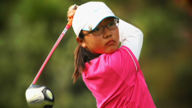 LPGA winner reveals Olympic ambitions