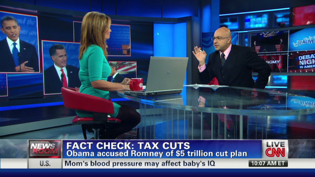 CNN Fact Check: Tax Cuts