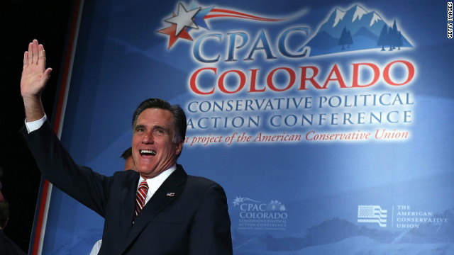 Romney decries 'trickle down' government
