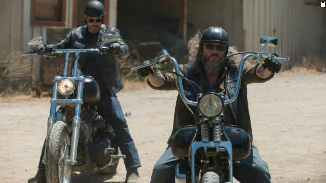 "FX's ""Sons of Anarchy"" earned a 2.4 in the adults 18-49 demographic on Tuesday  night."