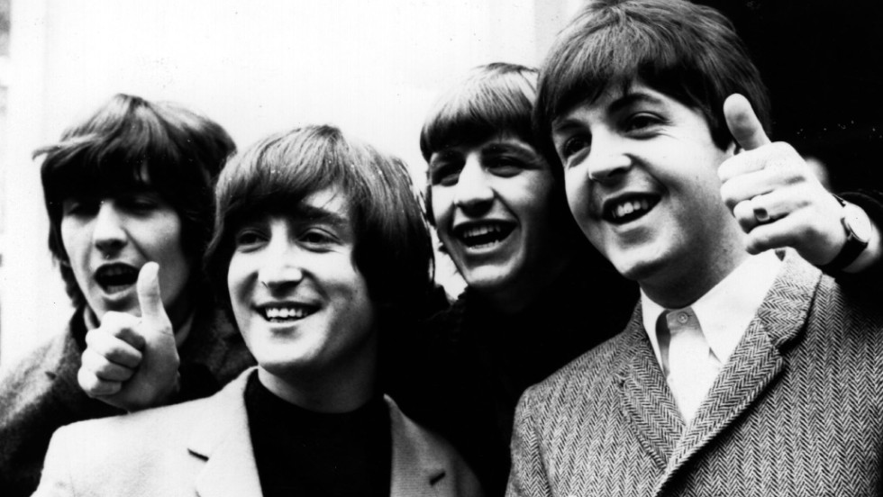 The Beatles are absent from Spotify, with their music available exclusively on iTunes.