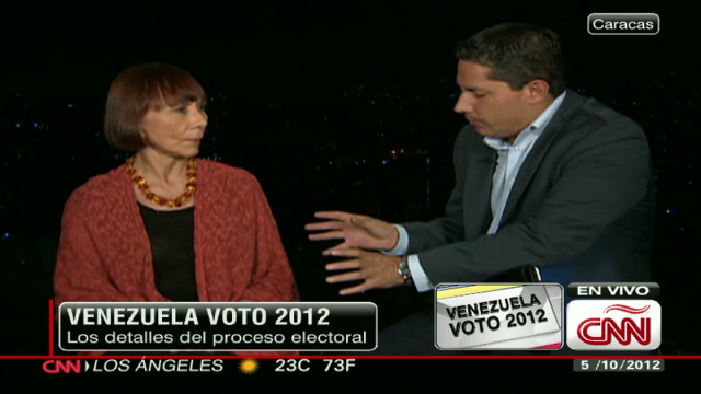 Maryclen Stelling interview venezuela_00035030