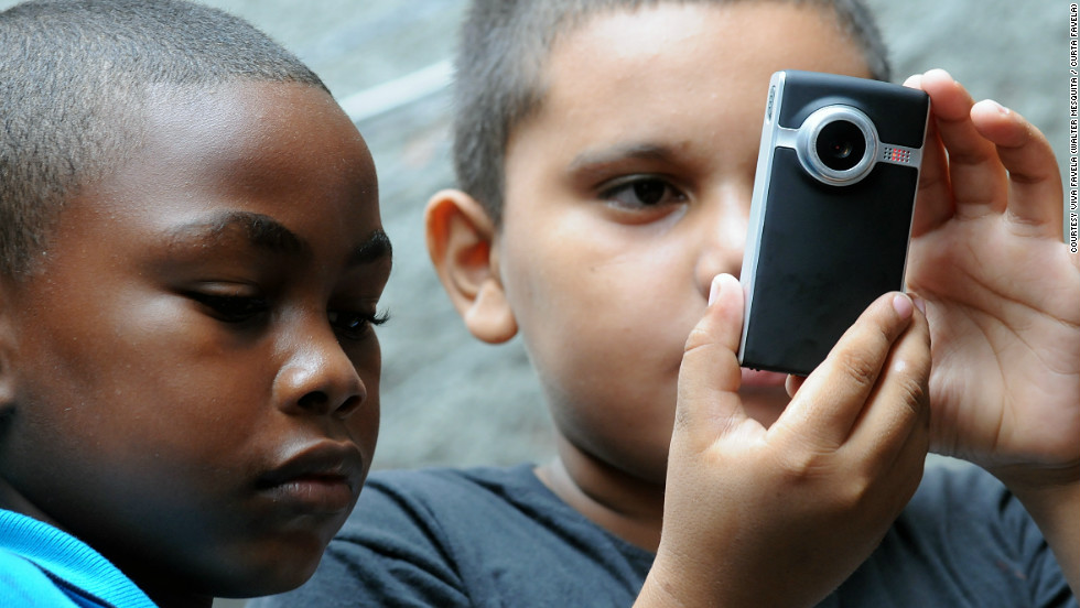 "But initiatives such as Viva Favela use mobile devices to directly benefit the residents of the settlements. Images collected on smartphones by citizen journalists create an online documentary of favela life and teach ""favelados"" valuable media and tech skills."