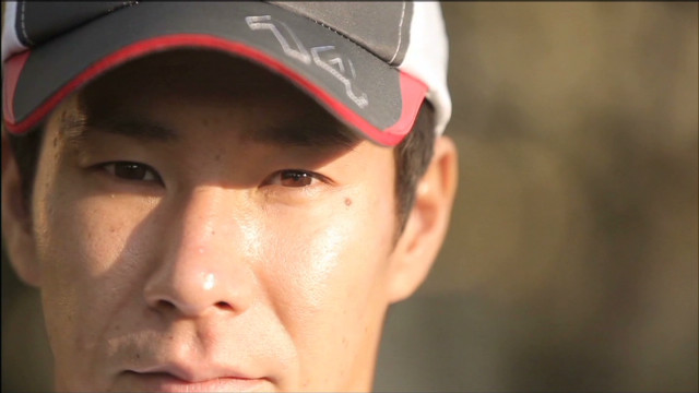 Kamui Kobayashi: Japan's fastest man