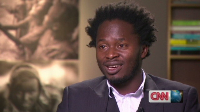 Ex-child soldier recalls first killing