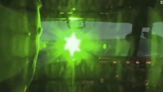 Last year, there were 3,592 reported laser incidents, the FAA said.