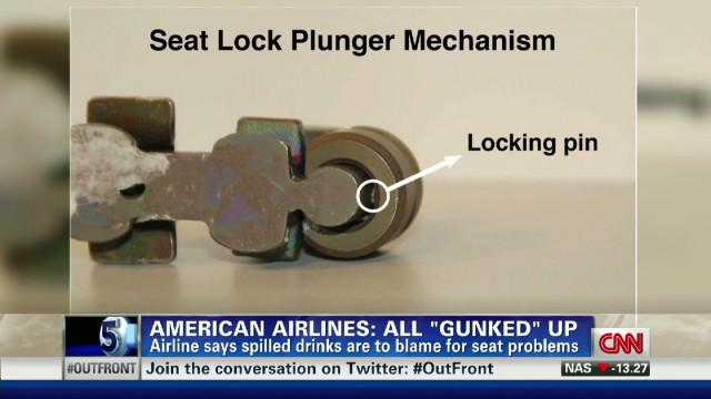 exp Erin American Airlines seats gunk_00002722