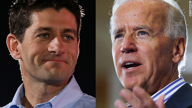 What to expect in the Biden-Ryan debate