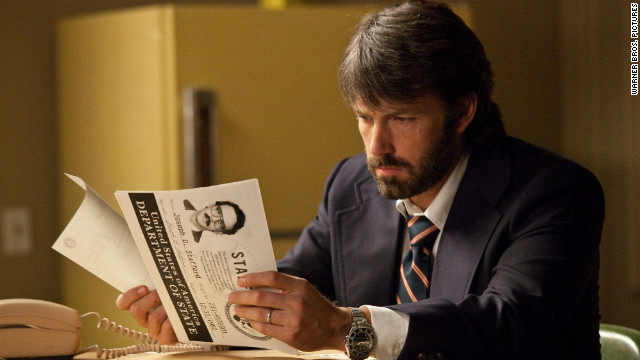 Few surprises in Golden Globe noms