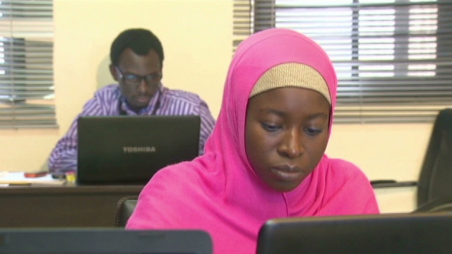 Video: Africa's youth left behind