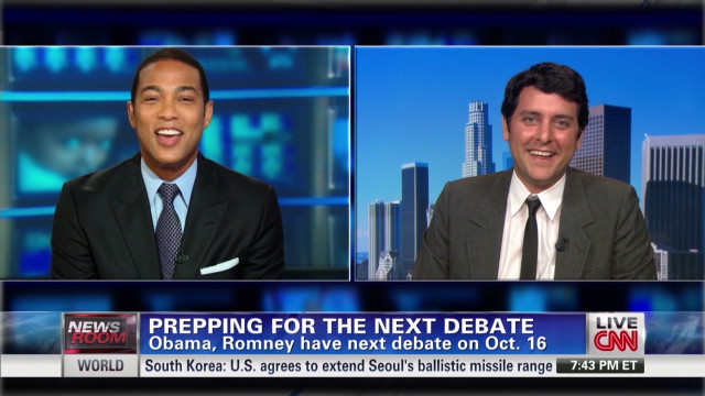 Politics Lite: Prepping for Debates