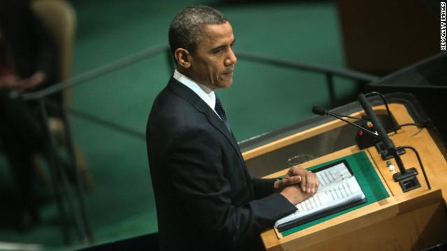 Richard Williamson says President Obama resisted imposing crippling new sanctions on Iran.