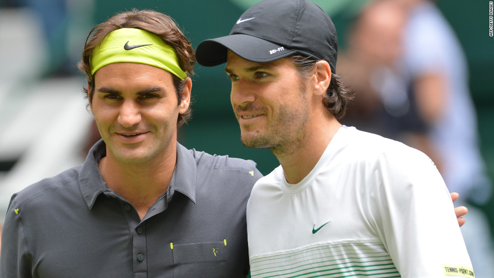 "At the age of 34, Germany's Tommy Haas has also enjoyed a successful year on tour rising up the rankings and is currently no.21 in the world. The former world no.2 beat Roger Federer in the ATP tournament in Halle, Germany in June. ""Maybe 30 is the new 20,"" says Haas."