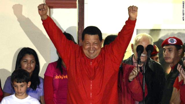 Chavez's reign continues in Venezuela
