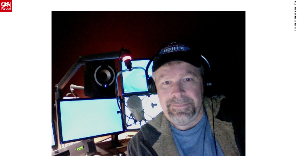 "<strong>Radio entrepreneur:</strong> When <a href=""http://ireport.cnn.com/docs/DOC-853693"">Steve Hamilton</a> lost his job in radio, he decided to create his own Internet radio station. He transformed his venture into a part-time job and business opportunity."
