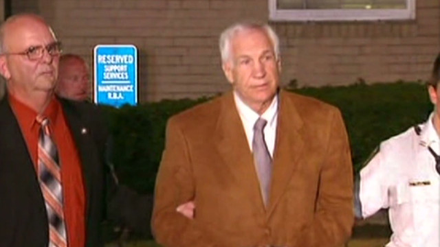 Sandusky's lawyer reacts to jail tape