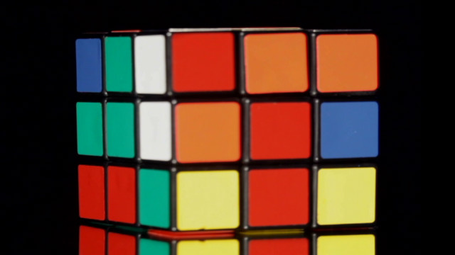 The enduring cult of the Rubik's Cube