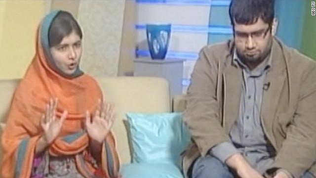 Taliban gunmen shot teen activist