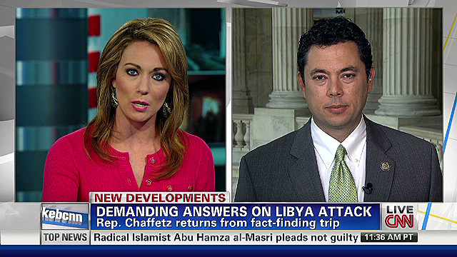 Demanding answers on Libya attack