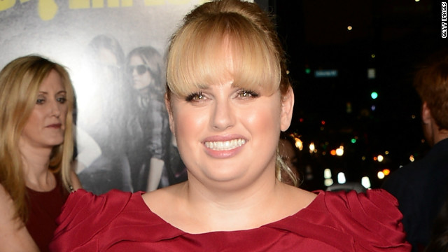 Rebel Wilson will host the 2013 MTV Movie Awards.