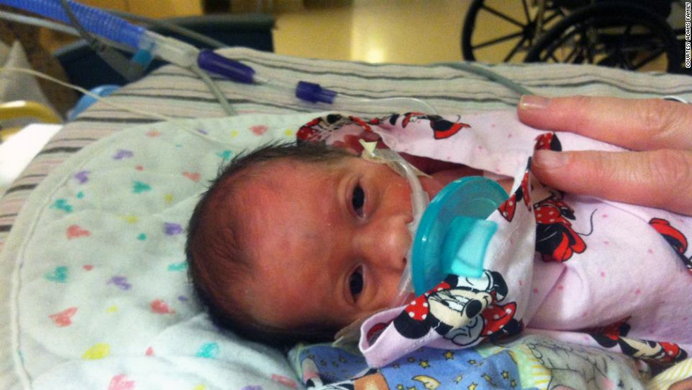 The babies continue to grow at the University of Colorado Hospital in Aurora.