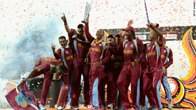The West Indies ermerged victorious from the fourth T20 World Cup.