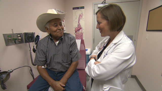 Cancer survivor becomes cancer doctor