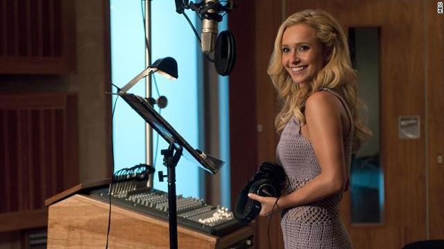 """Hayden Panettiere stars in ABC's """"Nashville."""""""