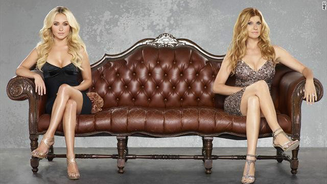 "Some new fall shows on the major networks, like ABC's ""Nashville,"" had plenty of buzz but low ratings."