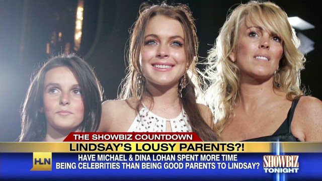 Are Lindsay Lohan's parents to blame?