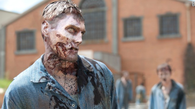 "Fantastic-looking zombies that terrorize characters on ""The Walking Dead"" have made the AMC show a popular TV series."
