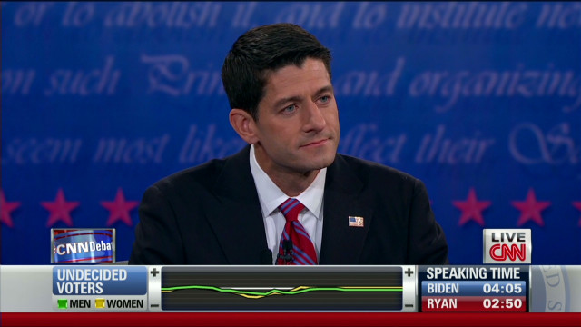 vp debate ryan should U.S. apologize for urinating on taliban _00001416