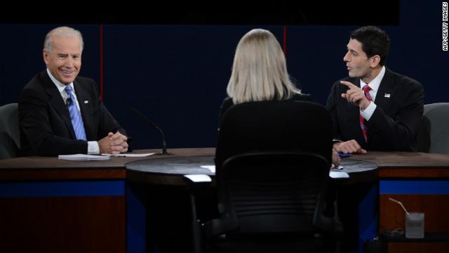 Vice presidential debate: A recap