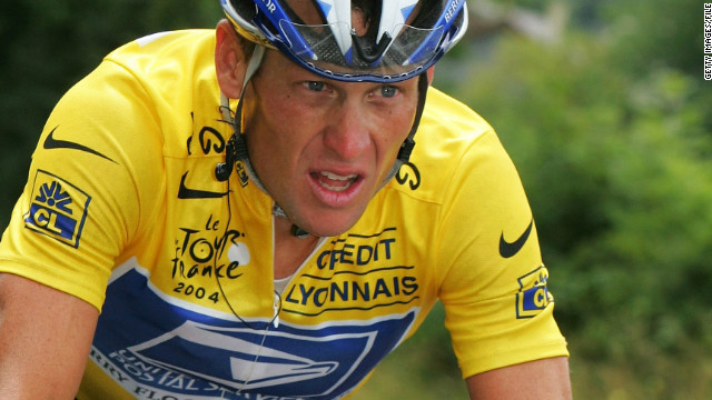 Reports: Armstrong admits steroid use