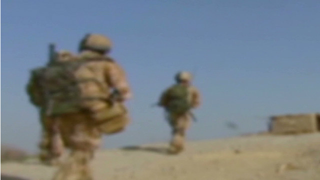 UK troops face Afghanistan murder charge