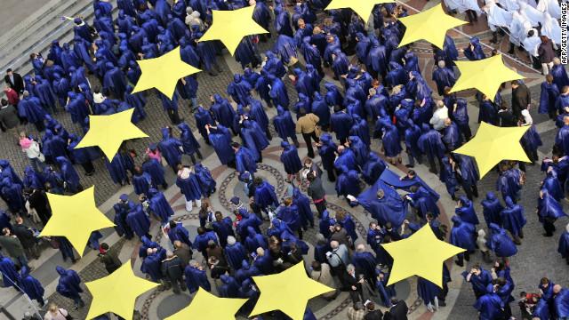 EU named 2012 Nobel Peace Prize winner