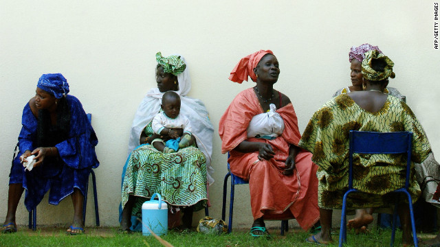 More women in Mali are ending up in forced marriages. Militants are also buying children and enlisting them as soldiers.