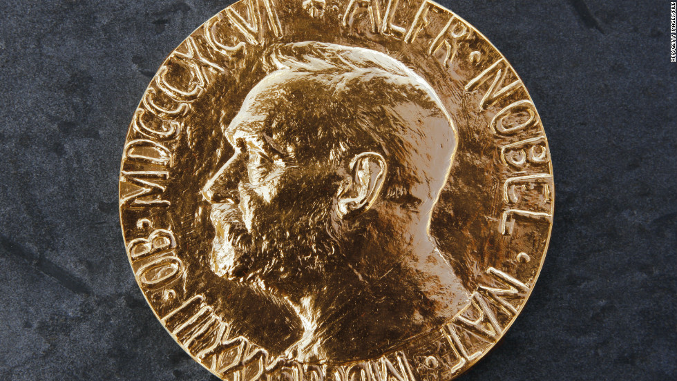Nobel laureates receive their prizes Monday during the 2012 Nobel Prize Award Ceremony at the Stockholm Concert Hall in Sweden. Here's a look at some of the other stories CNN plans to cover this week.