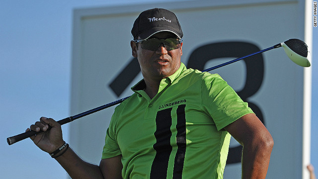 New Zealand's Michael Campbell is enjoying a good week at the Portugal Masters following an extended period of poor form.