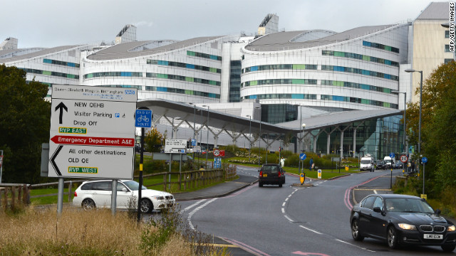 Teen shot by Taliban arrives in the UK