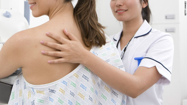 A majority of doctors recommend regular mammograms for women, beginning at age 40.
