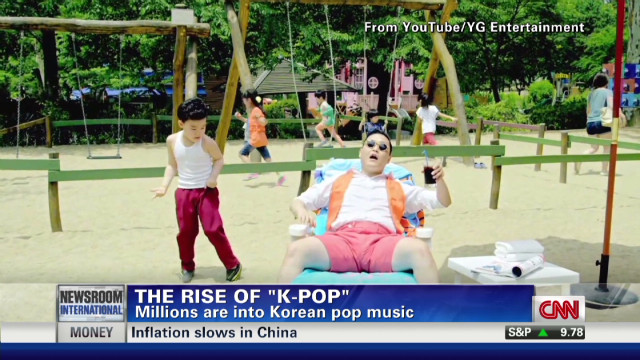 The rise of 'K-Pop'