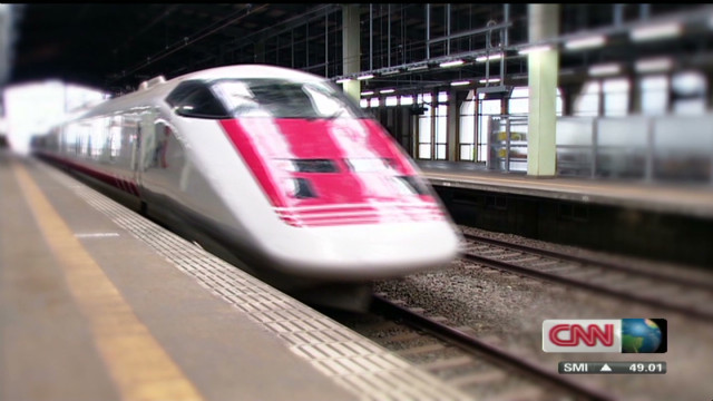 Japan's trains as safe as they are fast