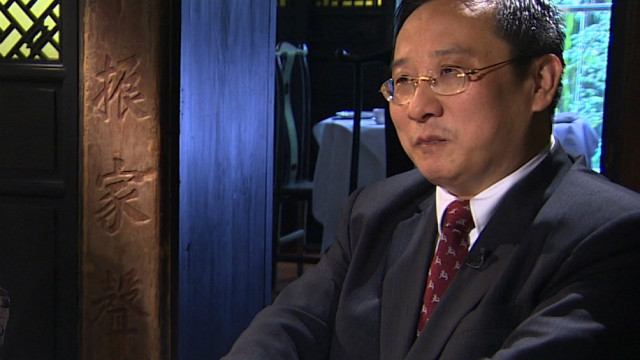 Victor Gao: A former member of the Chinese Foreign Service and translator for the late Chinese leader Deng Xiaoping.