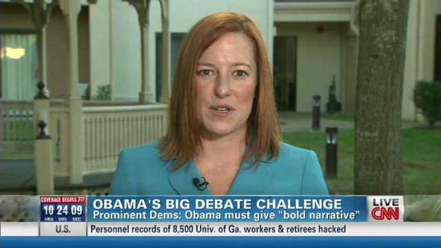 Obama's big debate challenge