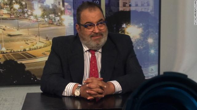 Jorge Lanata en CNN en Español